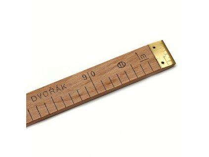 dreveny-metr-cejchovany-1000-mm