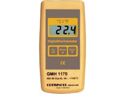 Digitální teploměr GMH 1170