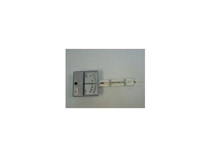 Závěsný analogový teploměr s vlhkoměrem