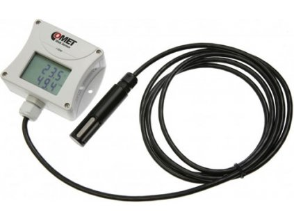 COMET T7511 snímač teploty , vlhkosti a tlaku s ethernetovým rozhraním