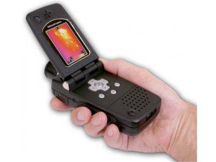 Nejmenší a nejlehčí infrakamera MobIR M2