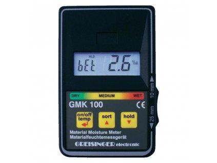 Měřič vlhkosti dřeva GMK 100 , ruční