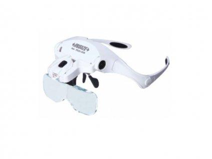 Zvětšovací brýle s pěti čočkami INSIZE 7523 3D5