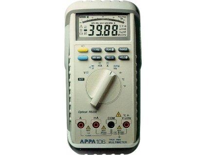 Digitální multimetr APPA 106