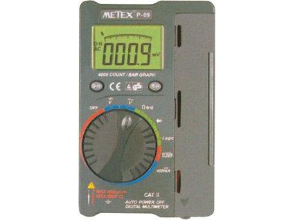 Digitální multimetr P 09