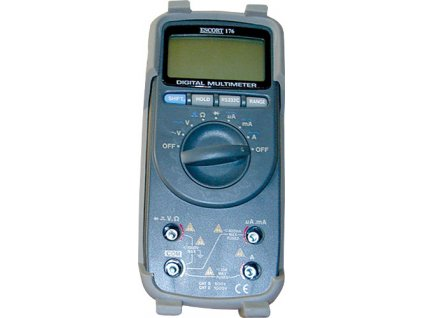 Digitální multimetr ESCORT 176