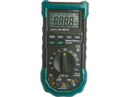 Digitální multimetr MS 8268