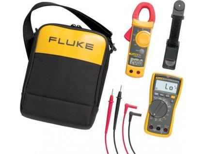 Digitální multimetr v sadé s příslušenstvím FLUKE