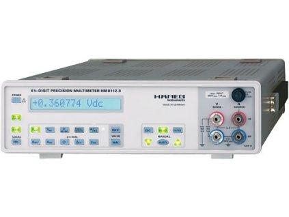 Stolní multimetr HM 8112 3