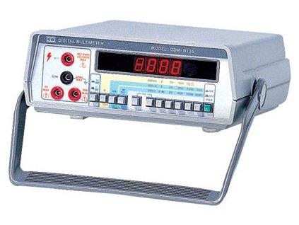 Stolní multimetr GDM 8145