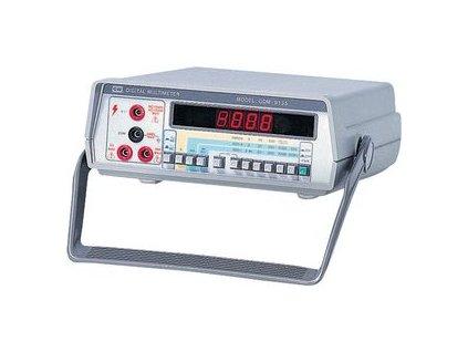 Stolní multimetr GDM 8135