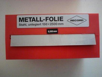 Přesný kalibrační pás Holex tloušťka 0,5 mm