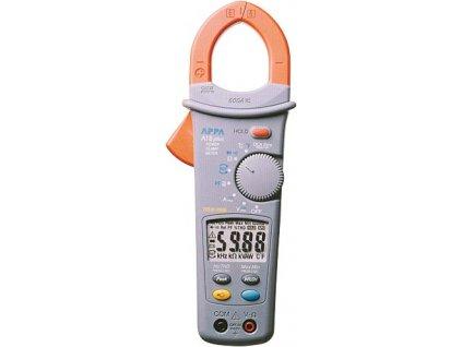 Klešťový multimetr a wattmetr APPA A18 pus