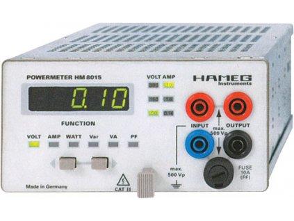 Wattmetr HM 8015 2