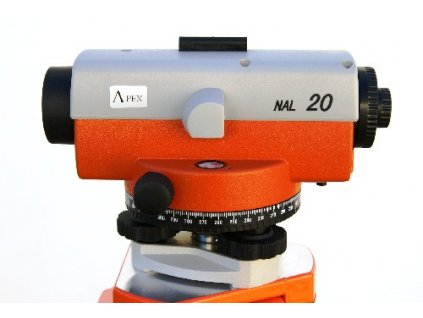 Nivelační přístroj APEX NAL 20 a NAL 24