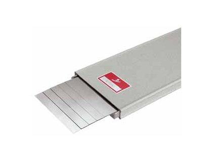 Podkladové fólie 100 mm široké Hasberg tloušťka 0,05 mm