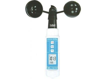 Anemometr , teploměr , tlakoměr a vlhkoměr ABH 4224