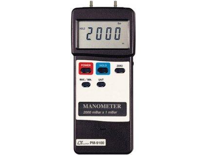 Lutron manometr PM 9100