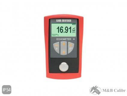 Ultrazvukový přístroj pro měření tloušťky stěny