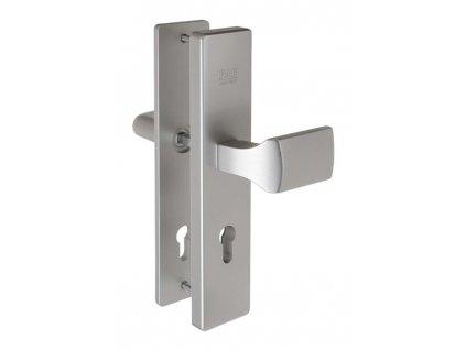 Bezpečnostní kování FAB BK505, BK525 (Rozteč kování 72mm, Překryt cylindrické vložky ne)