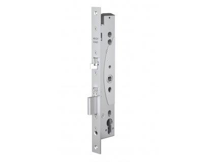 Elektromechanický zámek Abloy EL460 12-24V, rozteč 92mm (backset 35)
