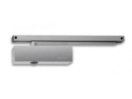 GEZE TS 3000 V s kluzným ramínkem (Barva stříbrná)
