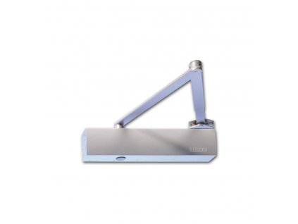 GEZE TS 4000 S + lomené ramínko (Barva stříbrná)