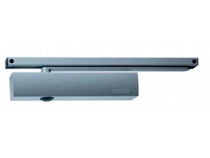 GEZE TS 5000 s kluzným ramínkem (Barva stříbrná)