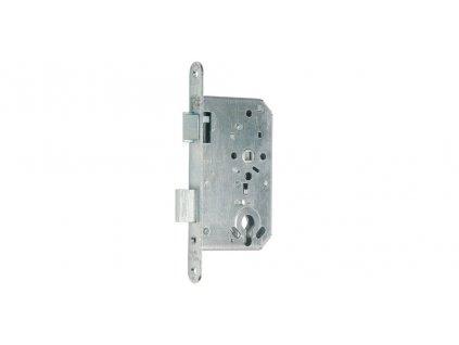 NEMEF série 1769 - mechanický zámek - vložkový (Provedení 1769/03/24 - ořech 9mm nedělený, Otevírání levé)
