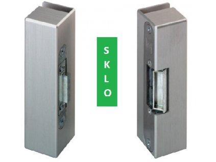 Otvírač pro skleněné dveře typ 9314VGL (Varianta El. otvírač 9334RRVGL10 E91)