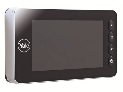 583 yale 5800 digitalni dverni kukatko s automatickym nahravanim