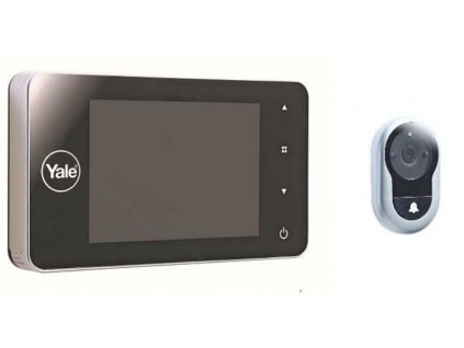 949 1 yale ddv 4500 memory digitalni dverni kukatko s nahravanim