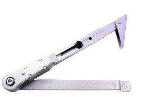 Aretační ramínko GEZE pro TS2000/TS4000 (Barva stříbrná)
