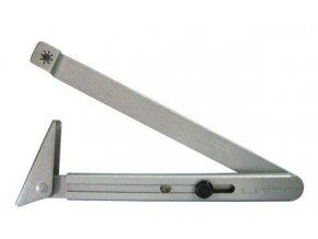 Lomené ramínko GEZE pro TS2000/TS4000 (Barva stříbrná)