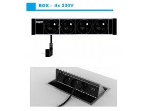 787 magnat box 012 4x 230v
