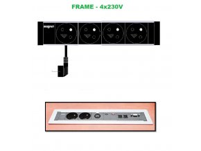 793 magnat frame 012 4x 230v