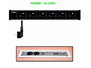 430 magnat frame 030 6x 230v