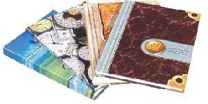 Záznamové knihy / Sešity