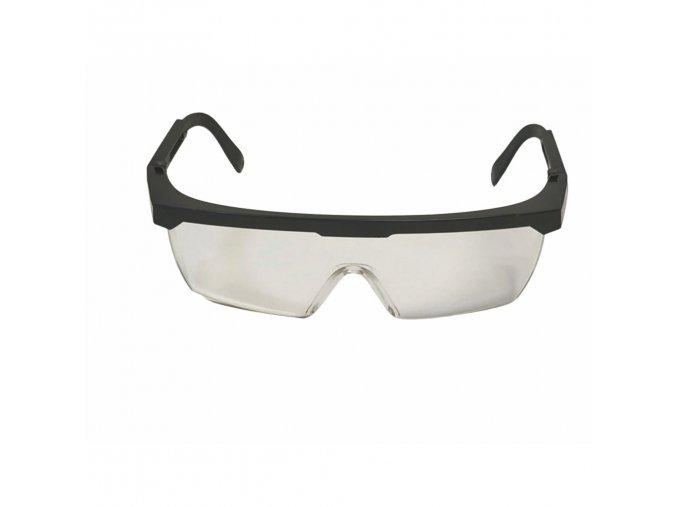 Ochranné brýle, čiré