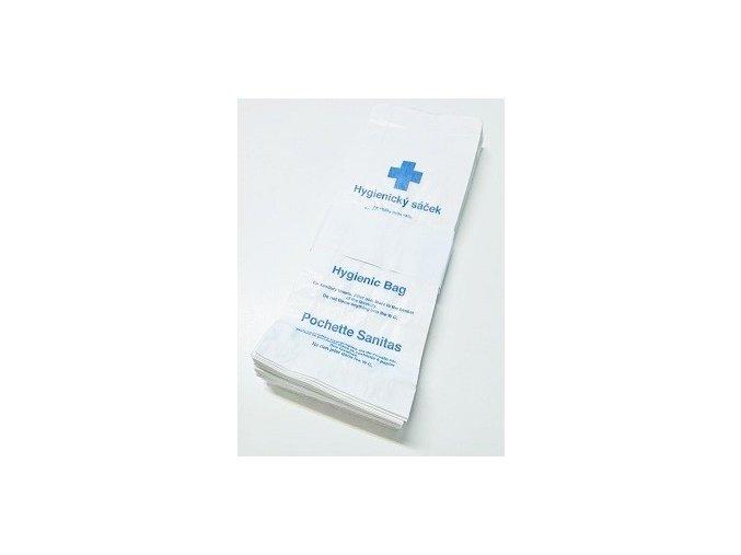 sacek papir hygienicky