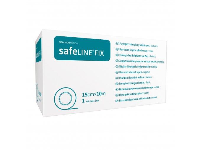 safeline fix netkana chirurgicka naplast civka 15 cm x 10 m
