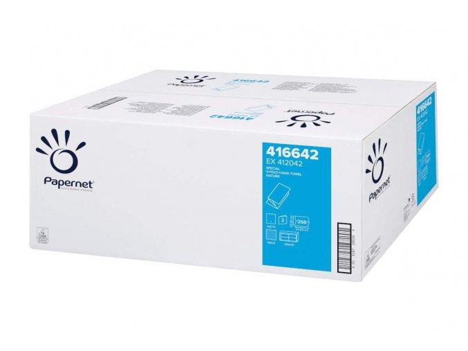 Papírový ručník skladu V, 2-vrstvý SPECIAL-DEINKED 3990 ks