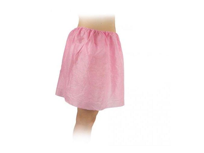 jedorazova gynekologicka.sukne komfort ruzova