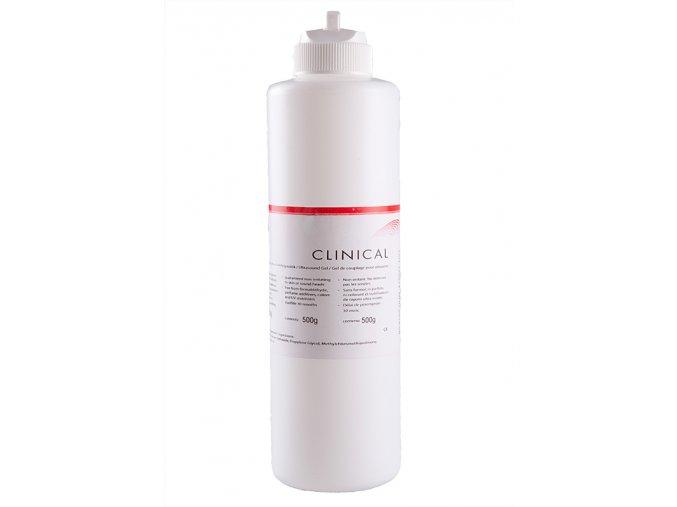 ultrazvukovy gel clinical 500 ml