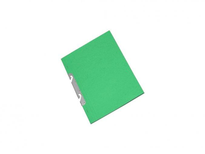 Rychlovazač A4 RZC prešpanový, závěsný, světle zelený