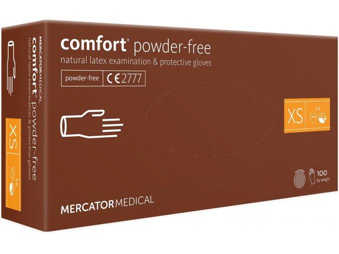 render comfort powder free