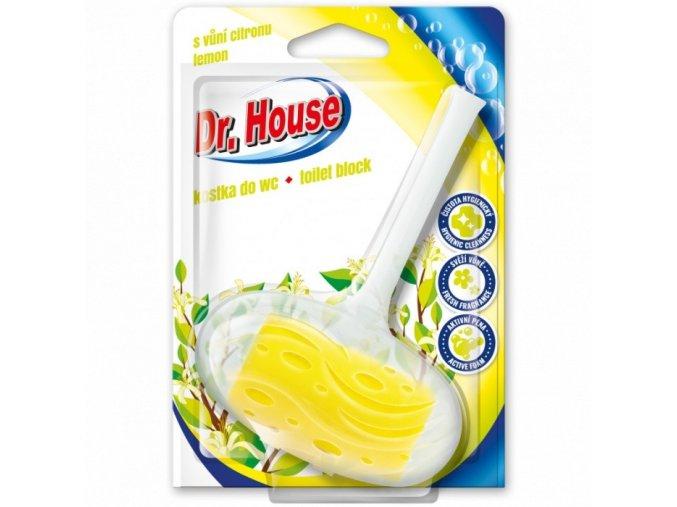 1web dr house kostka do wc citronova vune
