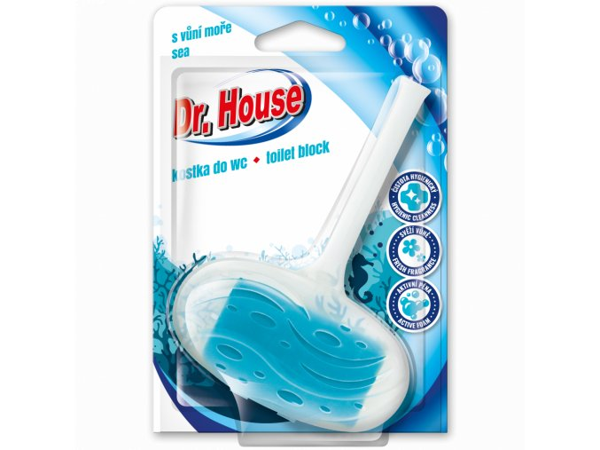 dr house kostka do wc vune more 40 g