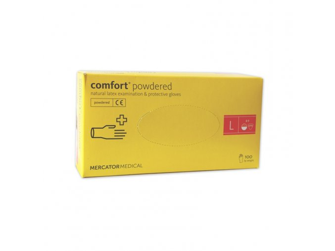 comfort powdered yellow