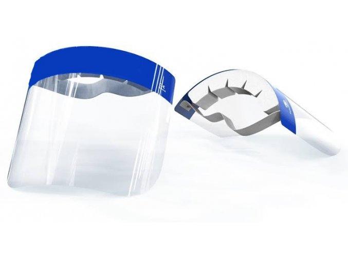 antifog face shield